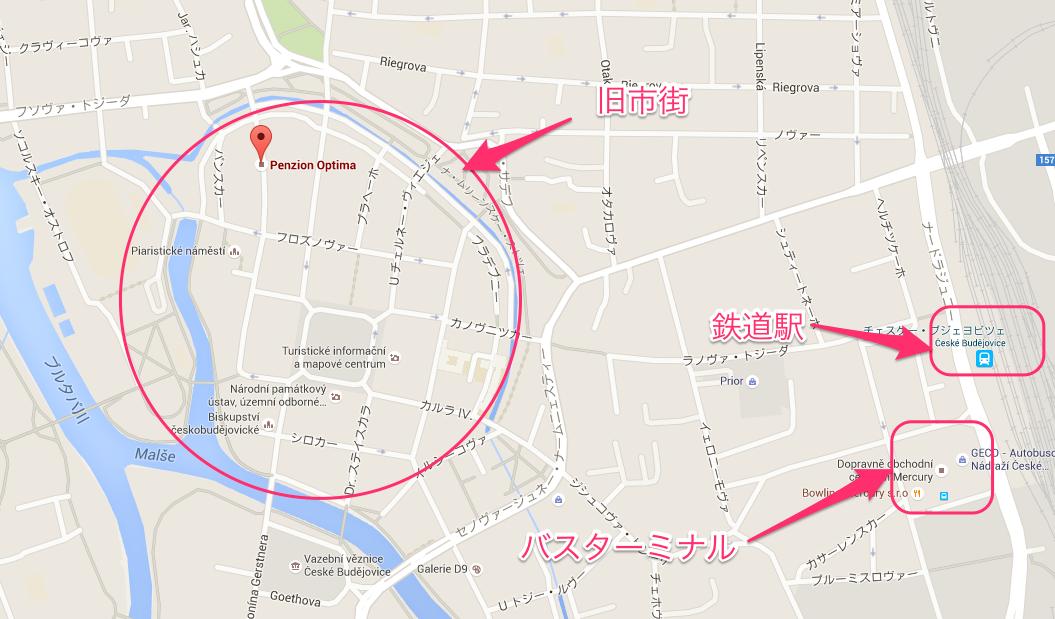 Penzion_Optima_-_Google_マップ