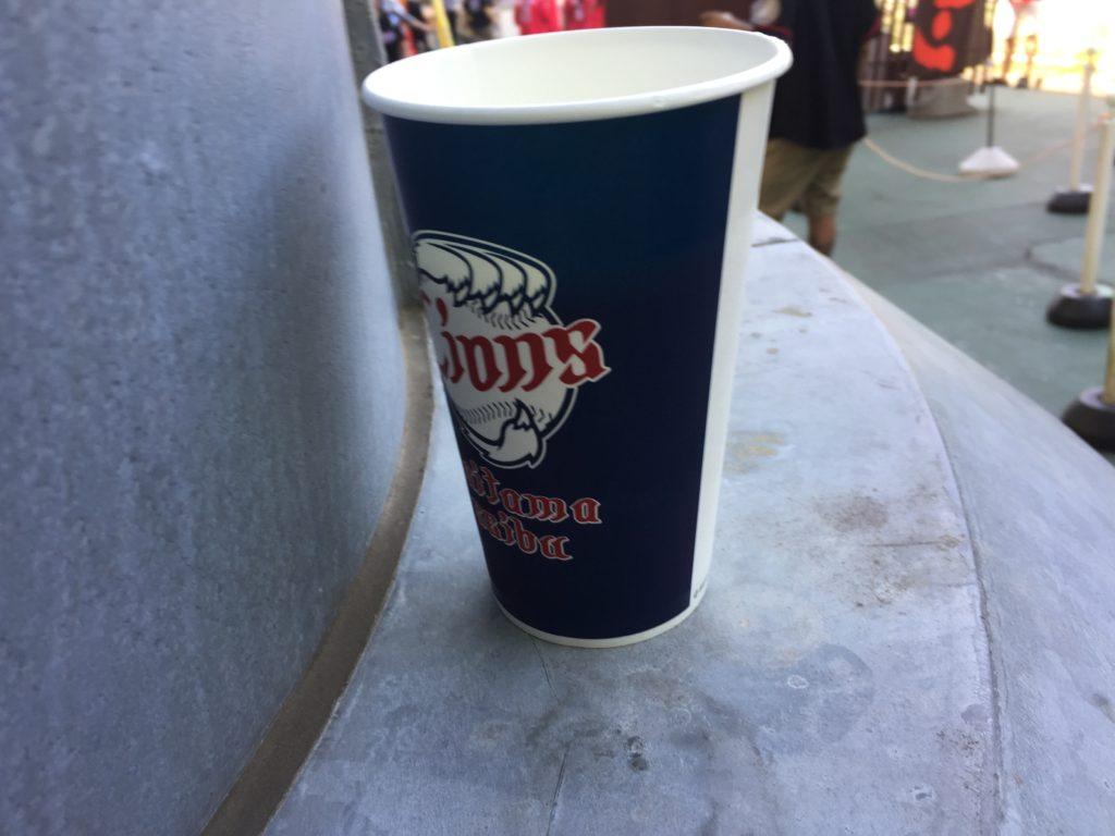 西武ドームビール